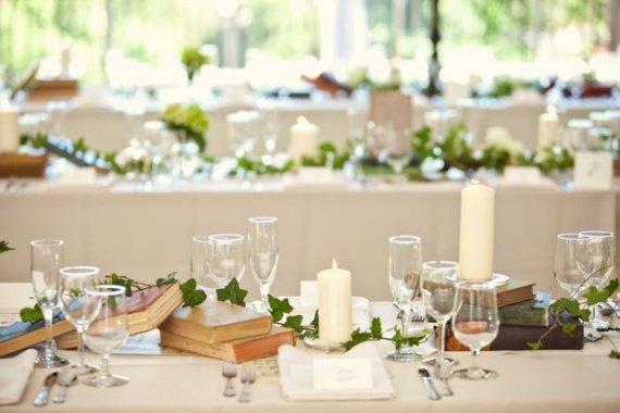 En soir e et plus si affinit fetonslamour - Decoration de table avec bougies ...
